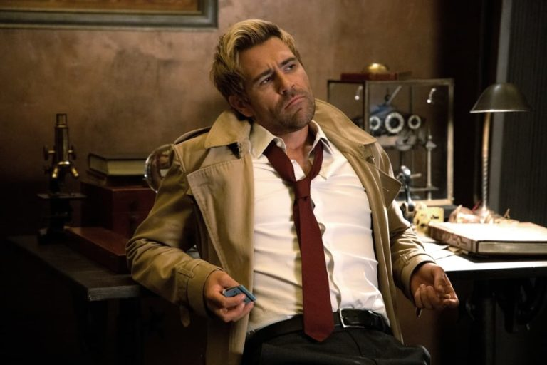 Legends of Tomorrow: la serie adatterà una famosa storyline di Constantine