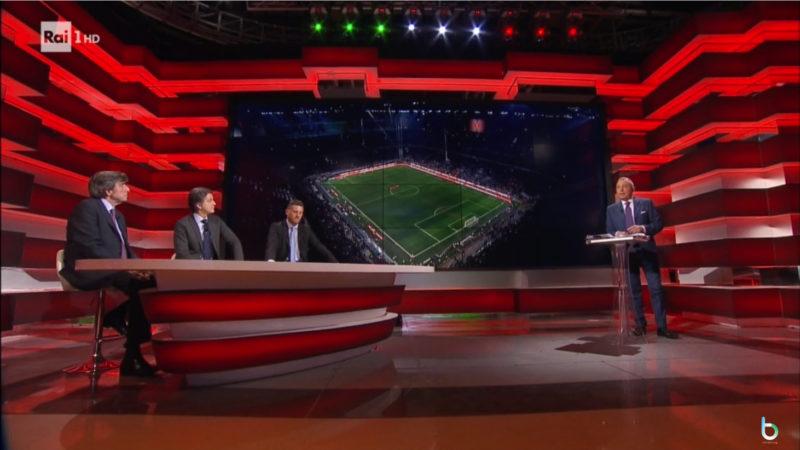 Ascolti tv 13 febbraio: grandi ascolti per Milan-Juventus