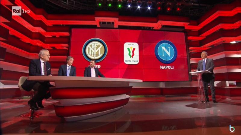 Ascolti tv 12 febbraio: ottimi ascolti per Napoli-Inter, male Il Milionario