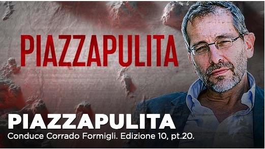 Caso Gregoretti e Coronavirus nella puntata di Piazzapulita su La7