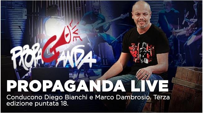 Festa della Candelora e diritti LGBT tra gli argomenti di Propaganda Live su La7