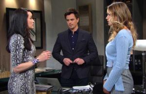 Quinn vuole rimettere insieme Wyatt e Flo