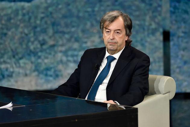 Il Ministro della Salute Roberto Speranza, Roberto Burioni a Che tempo che fa del 2 febbraio