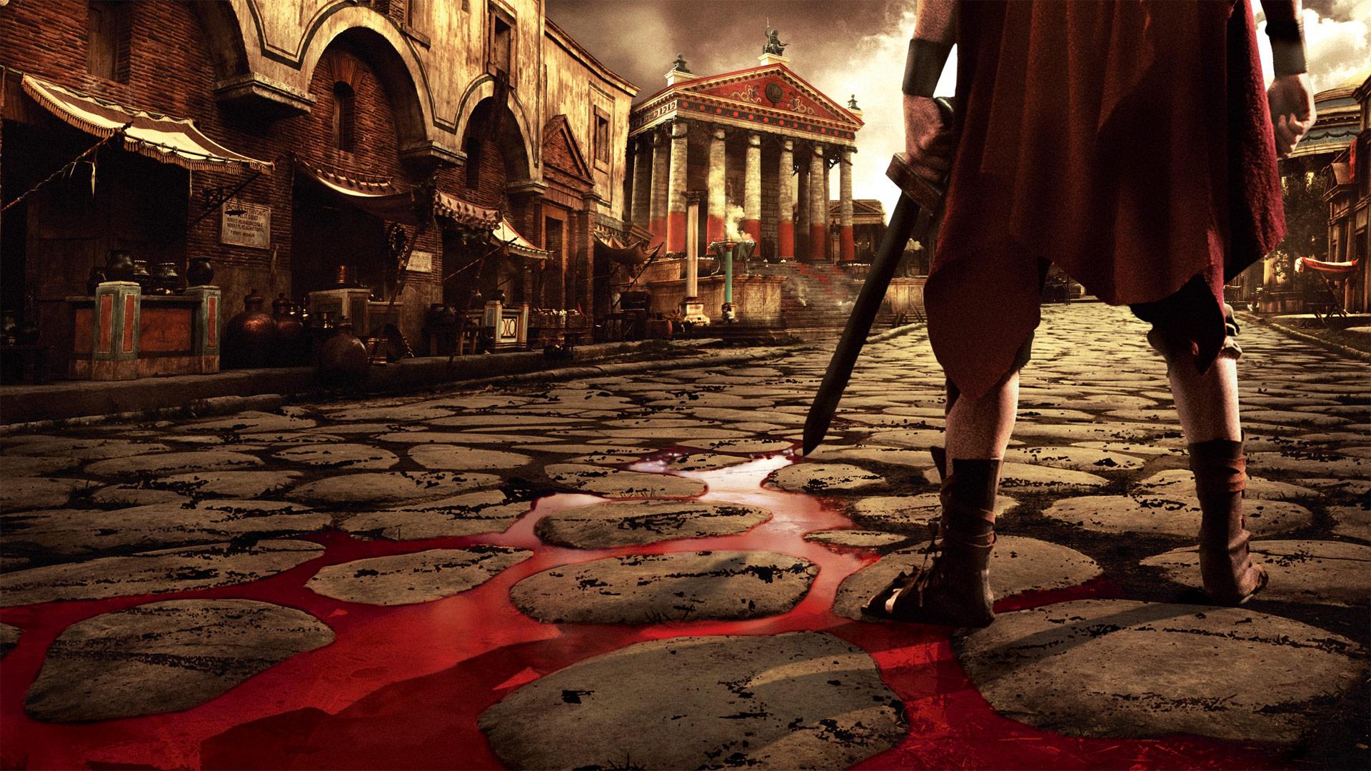 Rome serie tv Sky Atlantic