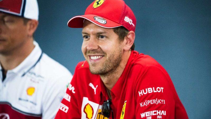 Sebastian Vettel e Charles Leclerc ospiti a Che tempo che fa il 16 febbraio