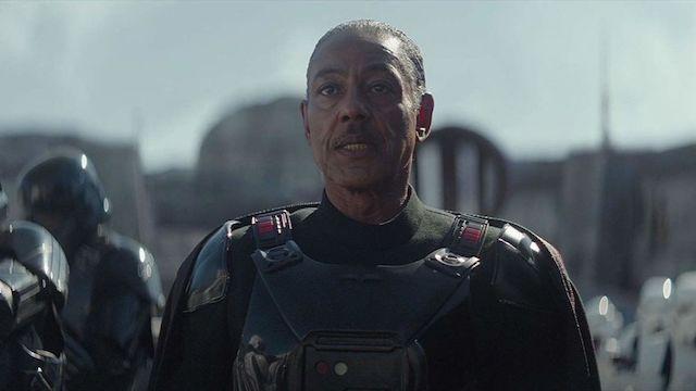 The Mandalorian 2: Giancarlo Esposito conferma un grande scontro con le spade laser