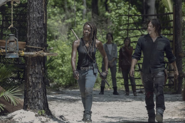 The Walking Dead 10: la data del season finale sarà rivelata al Comic-Con@Home