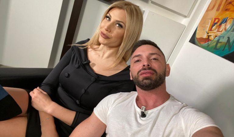 Daniele Pompili ha una cotta per Paola Caruso?