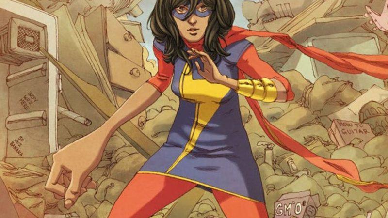Ms.Marvel: la serie TV introdurrà nuovamente gli Inumani nel MCU