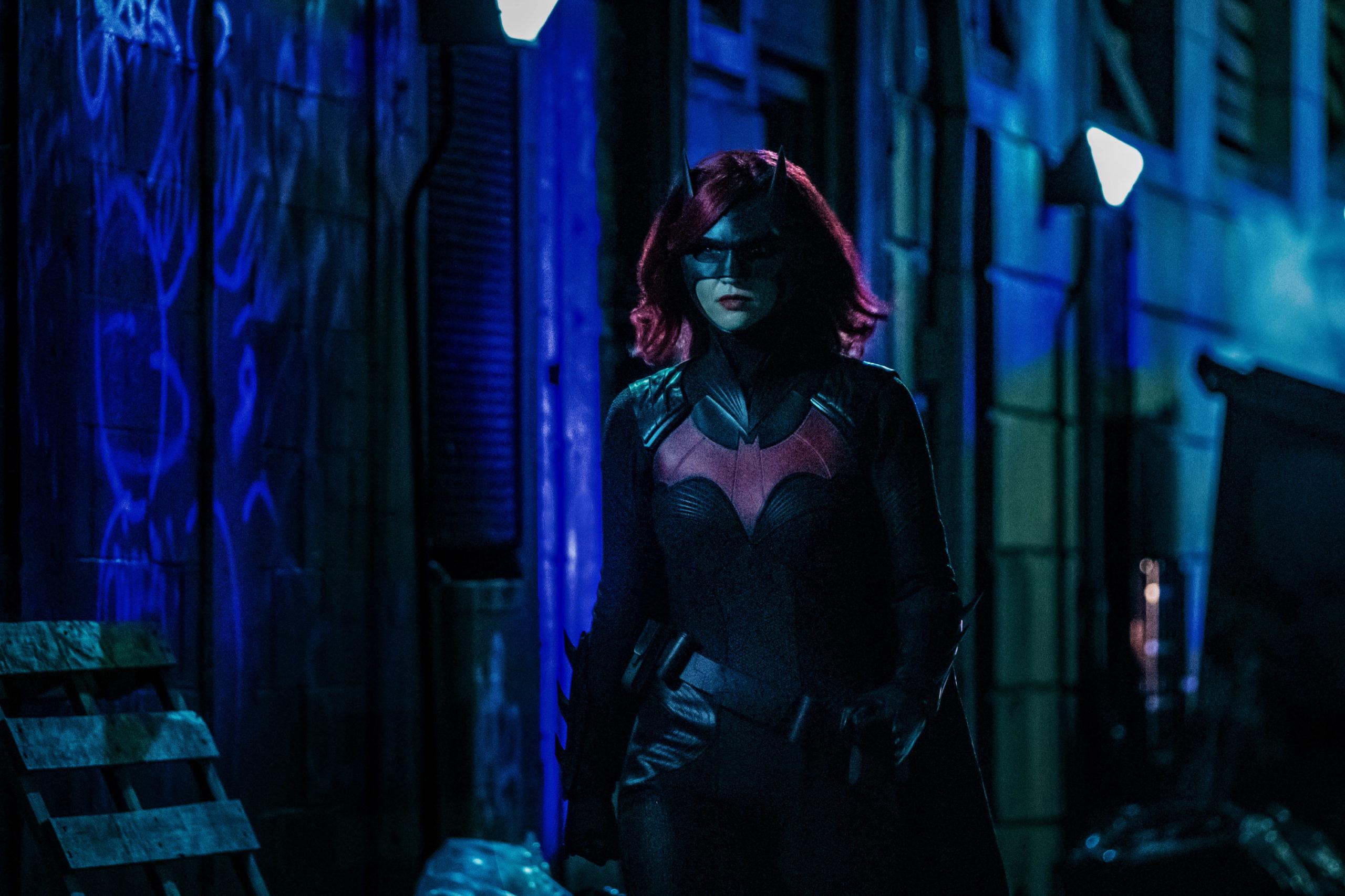 Batwoman, in esclusiva su Premium Action la prima stagione della nuova eroina della tv