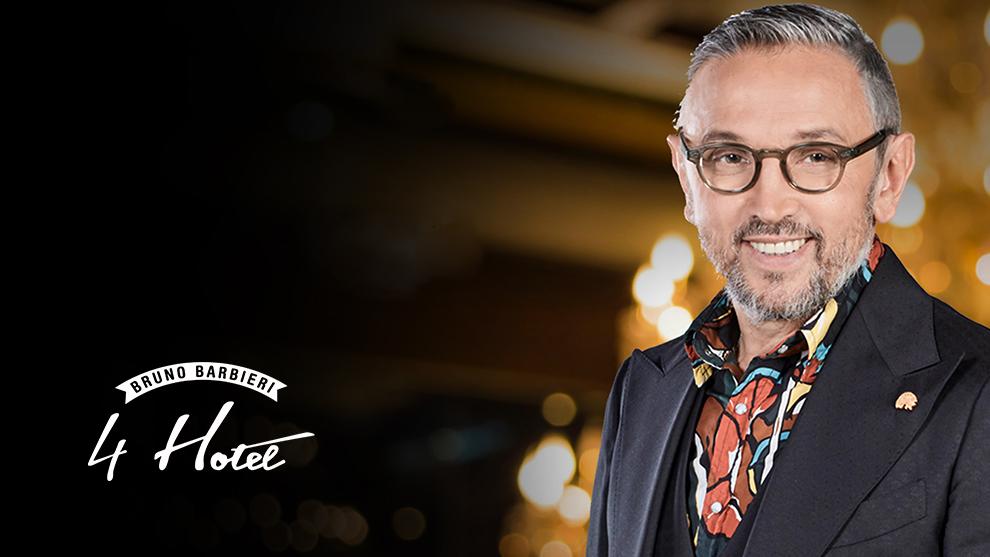 Bruno Barbieri 4 Hotel Sky Uno
