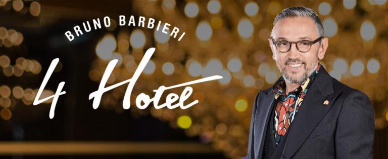 Guida Tv Sky 2 marzo: Bruno Barbieri – 4 Hotel, Inseparabili – Vite all'ombra del genio