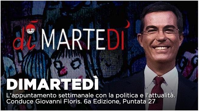 DiMartedi, intervista speciale al governatore Bankitalia Ignazio Visco