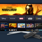 Disney + su Amazon Fire stick