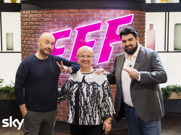 Guida Tv Sky 26 marzo: Family Food Fight, I misteri di Parigi