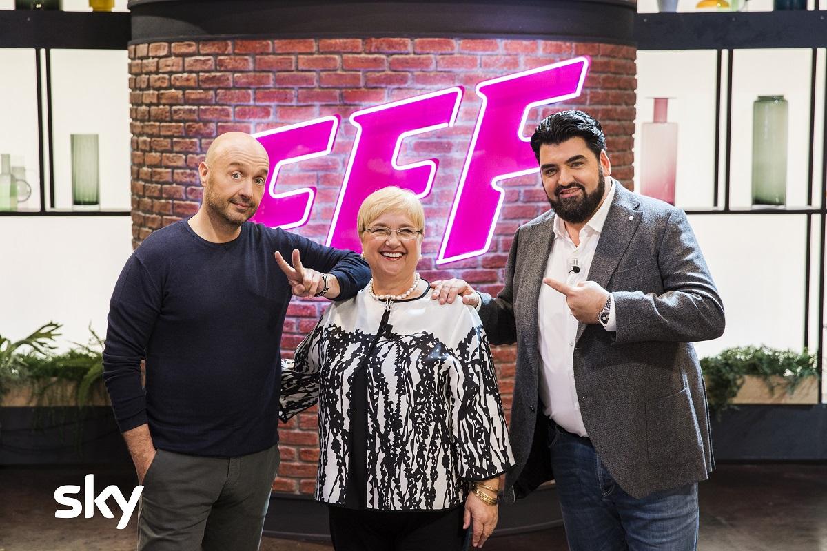 Guida Tv Sky 26 marzo: Family Food Fight, I misteri di Parigi