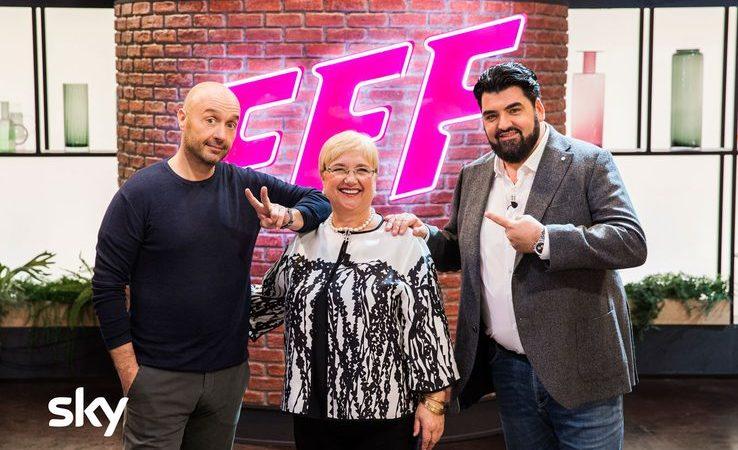 Guida Tv Sky 19 marzo: Family food fight, I misteri di Parigi, UFO Investigation
