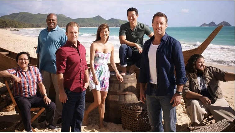 Hawaii Five-O Rai due