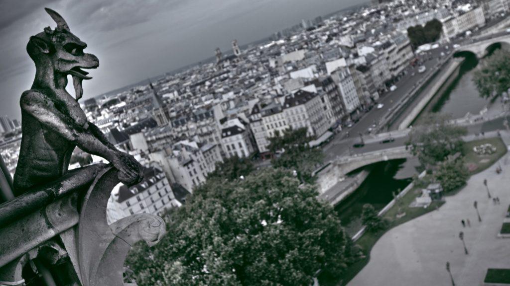 I misteri di Parigi Sky Arte