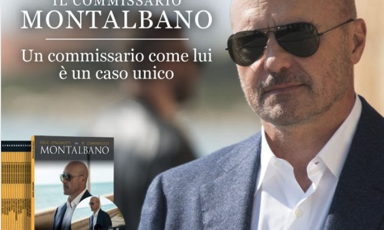 Il commissario Montalbano, i due nuovi episodi in DVD in edicola