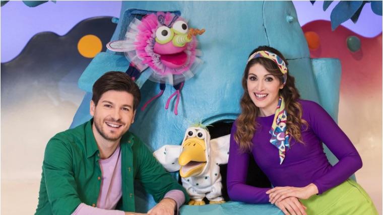 L'Albero Azzurro, il ritorno dello storico programma per ragazzi su Rai due