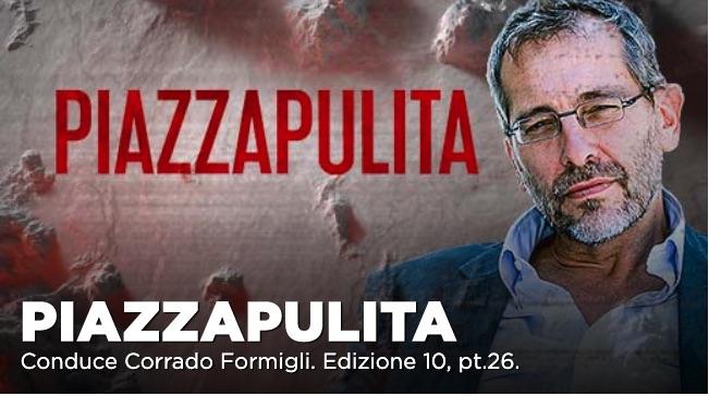 Matteo Salvini dopo tanti inviti torna a Piazzapulita su La7