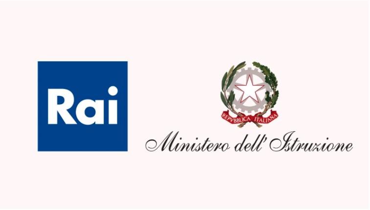 #LaScuolaNonSiFerma, Rai e Ministero dell'Istruzioni per contenuti didattici su Rai Play