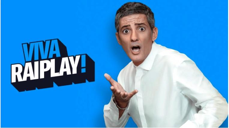 Viva RaiPlay!, il programma di Fiorello nel sabato di Rai Uno in replica
