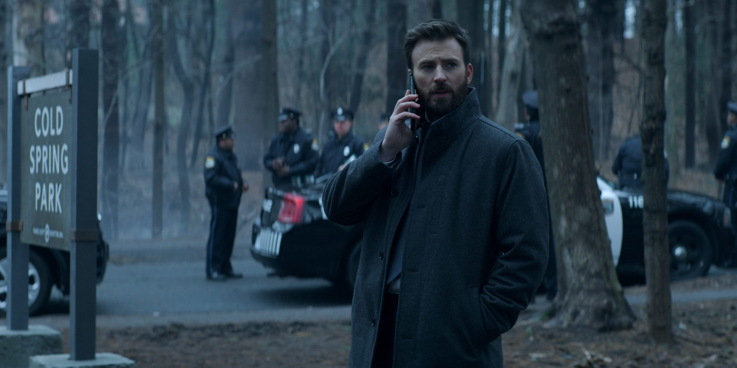 Defending Jacob: il full trailer della serie Apple con Chris Evans