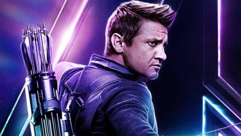 Hawkeye: Jeremy Renner inizia a prepararsi per la serie TV
