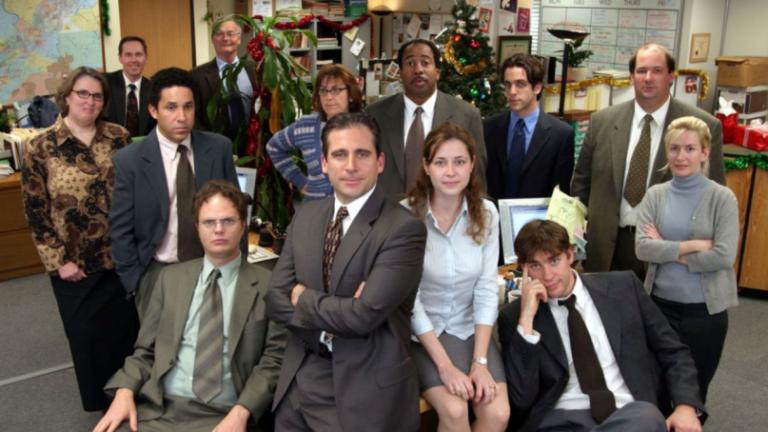 The Office: John Krasinski e Steve Carell festeggiano il 15° anniversario