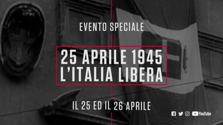 Guida Tv Sky 25 aprile: Alessandro Borghese – 4 Ristoranti (Replica), Partigiane 2.0 – La libertà ha sempre 20 anni