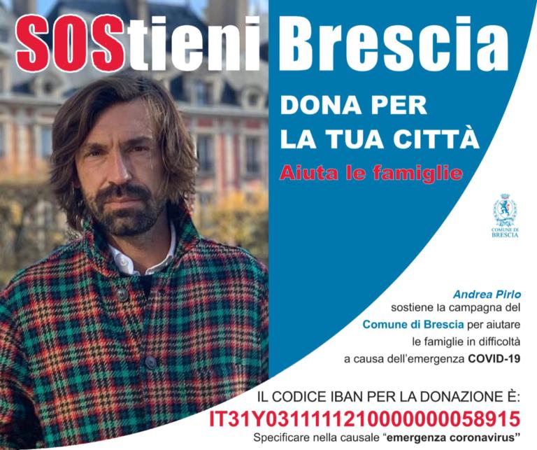 Ambra Angiolini e Andrea Pirlo diretta Instagram il 3 aprile