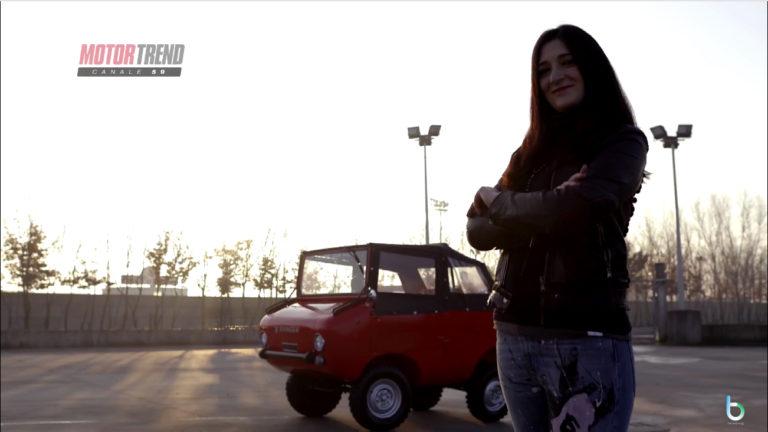 Cortesie per l'auto, lo spin-off del programma di Real time su Motor Trend