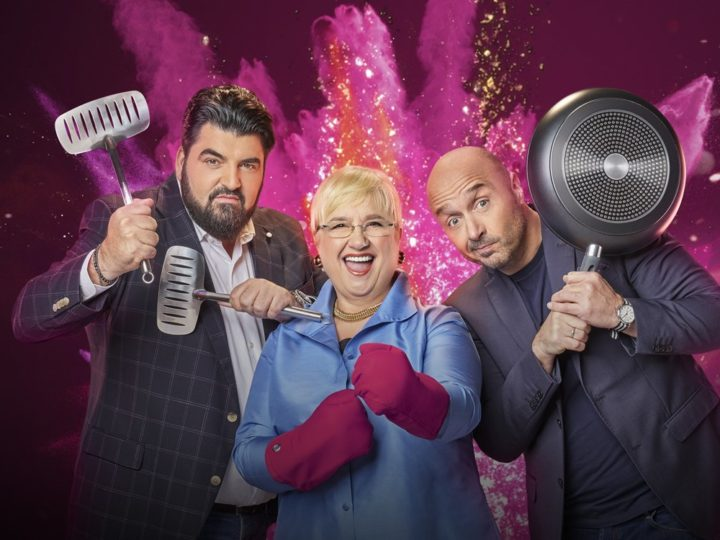Guida Tv Sky 2 aprile: Family Food Fight, Tommy e l'asta dei cervelli, Enigmi alieni