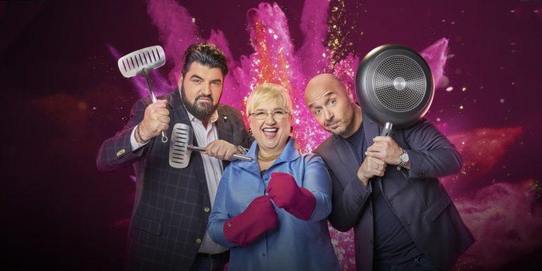 Guida Tv Sky 2 aprile: Family Food Fight, Tommy e l'asta dei cervelli, Enigmi alieni