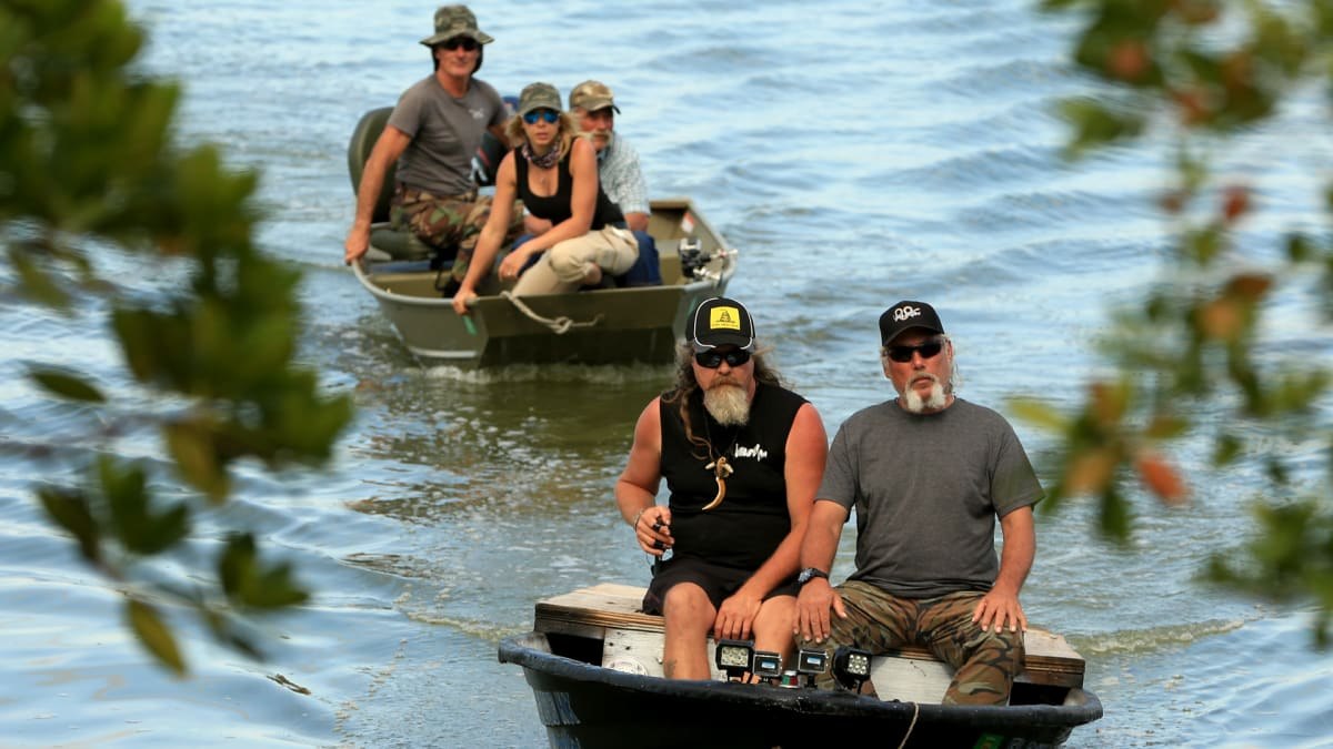 I guardiani delle paludi Discovery channel