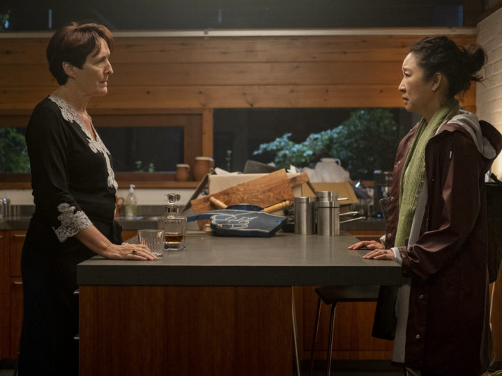 Killing Eve, la terza stagione disponibile su Timvision