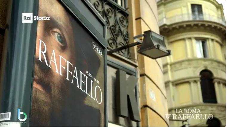 Raffaello, la speciale programmazione Rai