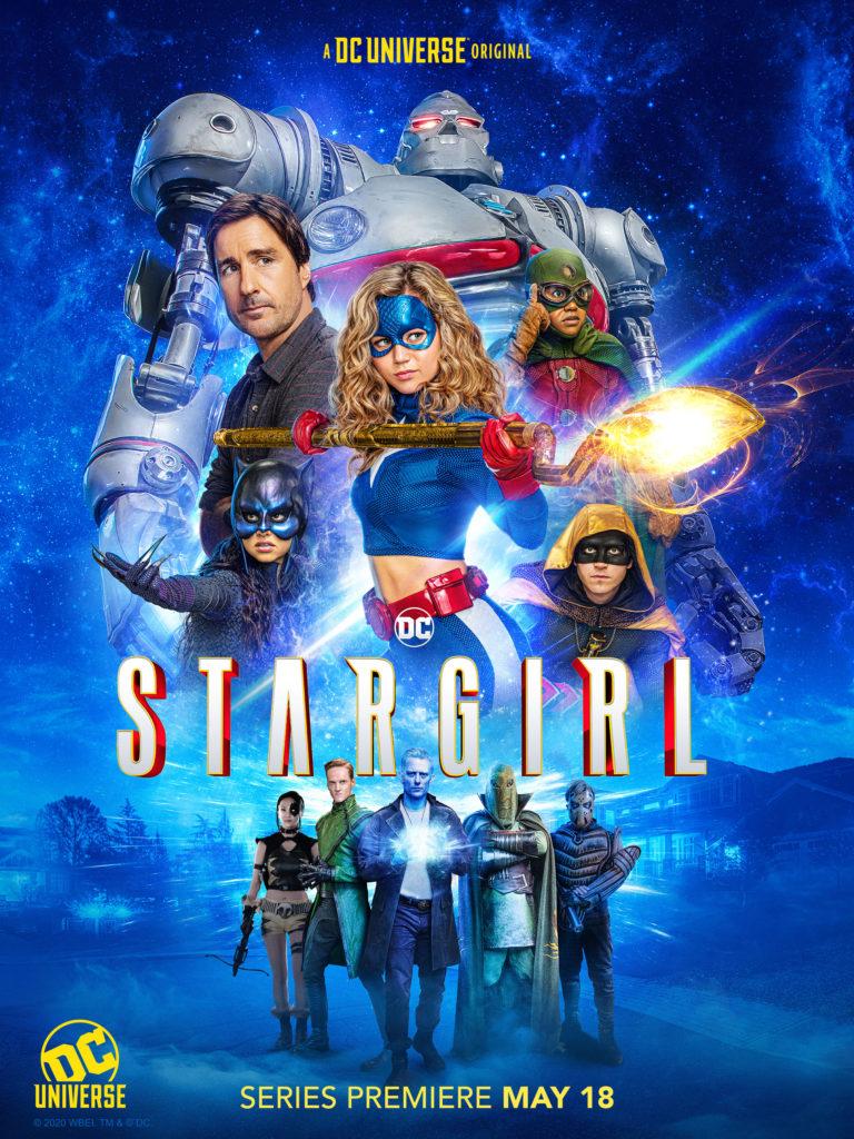 Stargirl: il poster e le immagini ufficiali della nuova serie DC Universe