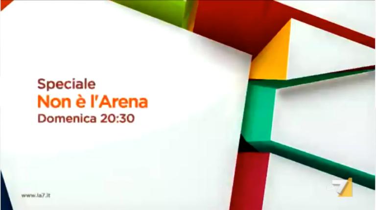 Speciale Non é l'Arena: il silenzio di Roma su La7