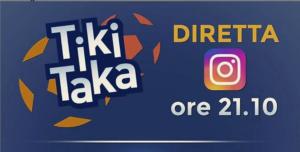 Tikitaka diventa Tikicasa su Instagram con Pierluigi Bardo e i suoi ospiti