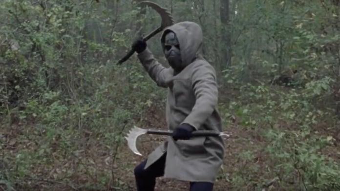 The Walking Dead 10: chi è il misterioso ninja mascherato?