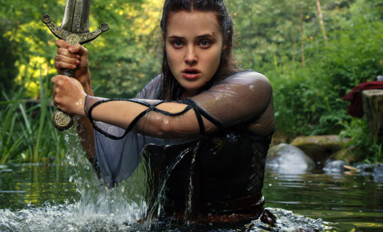 Cursed, la nuova serie fantasy animerà Netflix la prossima estate