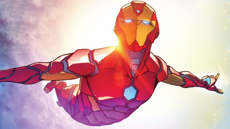 Ironheart: una serie TV potrebbe essere in sviluppo per Disney+