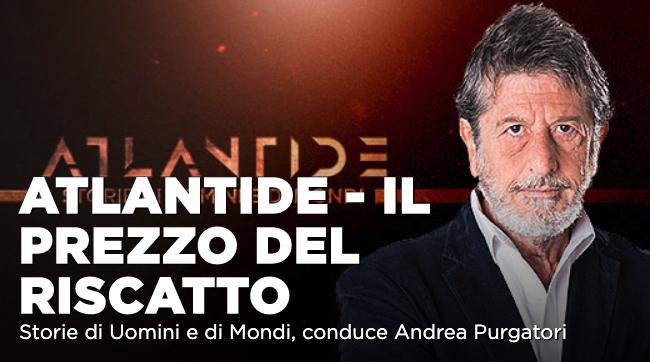 """""""Il prezzo del riscatto"""", Andrea Purgatori nello speciale Atlantide dedicato a Silvia Romano"""