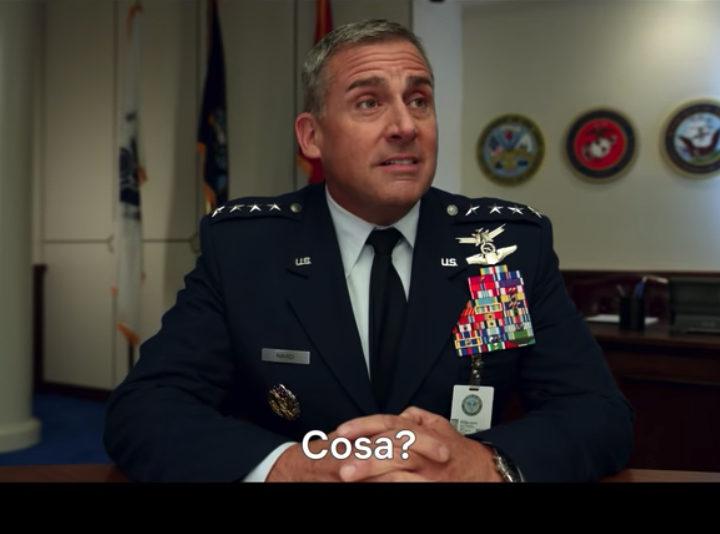Space Force: la serie potrebbe avere una seconda stagione