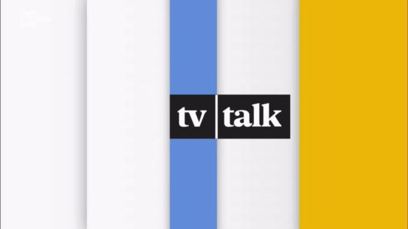 Tv Talk, torna in onda su Rai tre lo storico programma sulla tv