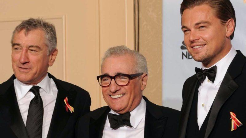 Apple e Paramount produrranno il nuovo film di Martin Scorsese