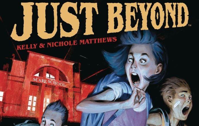 Just Beyond: la graphic novel di R.L. Stine diventerà una serie TV per Disney+